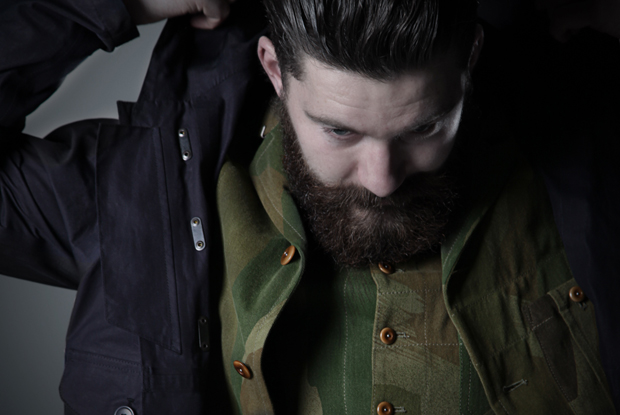 Nigel Cabourn Spring Summer 2013 shot by End Clothing 03