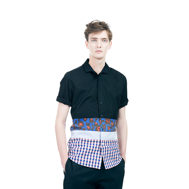 Raf Simmons Fred Perry Spring Summer 2013 Collection 03