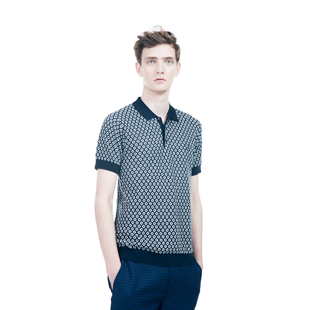 Raf Simmons Fred Perry Spring Summer 2013 Collection 08