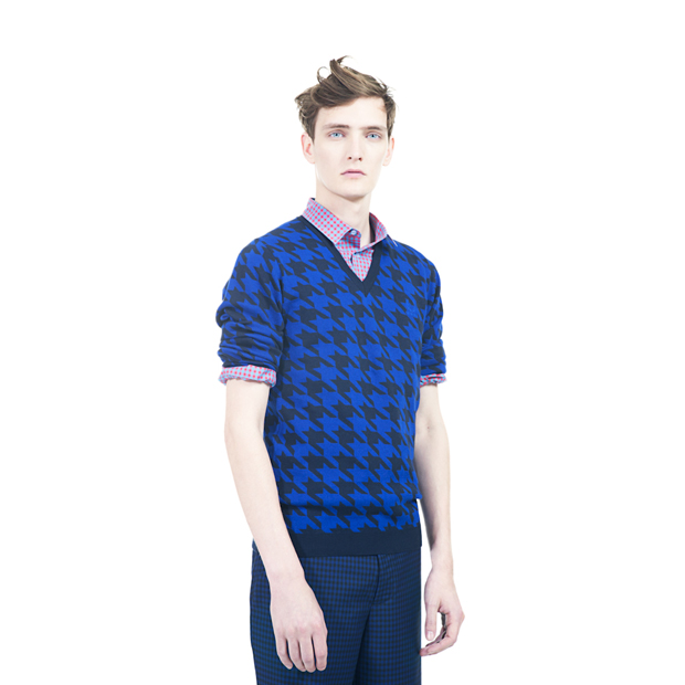 Raf Simmons Fred Perry Spring Summer 2013 Collection 09