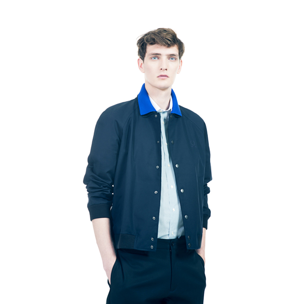 Raf Simmons Fred Perry Spring Summer 2013 Collection 12