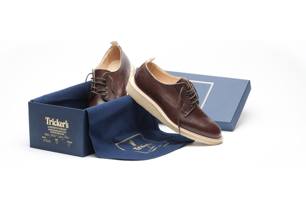 Trickers for Norse Projects Blucher Shoe SS13 02