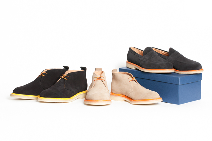 Mark McNairy for Norse Projects SS13 Capsule Collection 01