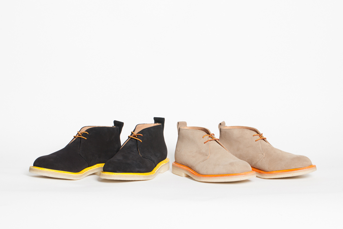 Mark McNairy for Norse Projects SS13 Capsule Collection 05