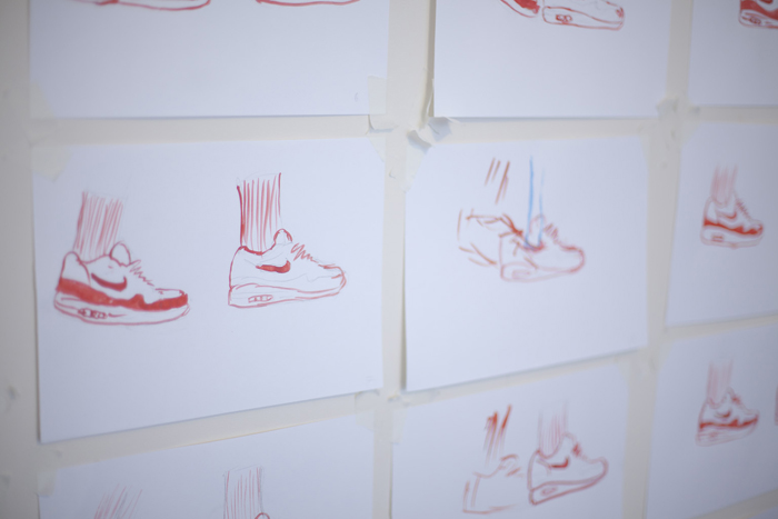 Nike Air Max Reinvent 25 Years Exhibition Matt Box Air Max 1 02
