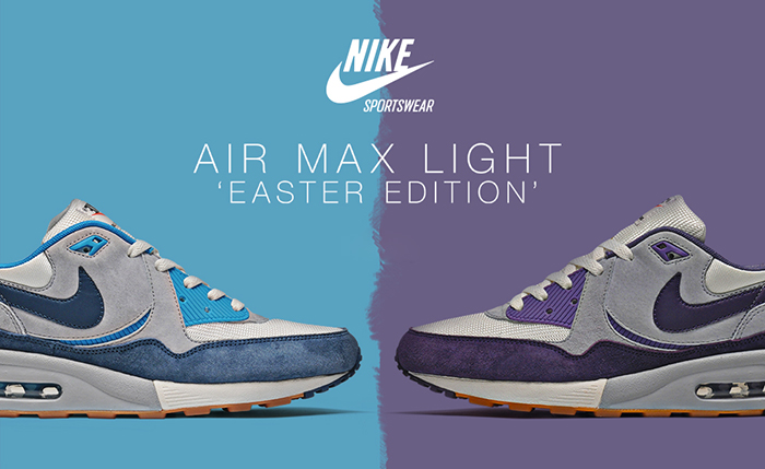 Nike Sportswear Air Max Light Easter 2013 Edition size UK Exclusive 01