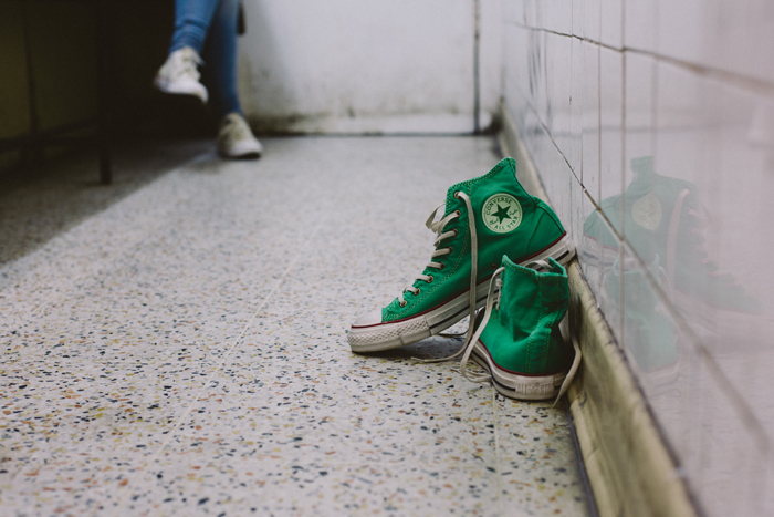 Converse Well Worn Collection green shot by The Daily Street 01