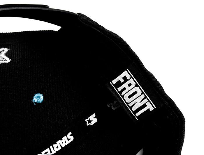 FRONT x Starter Black Label Unsinkables Snapback 04