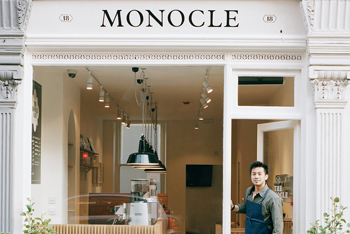 Monocle Opens London Cafe 12