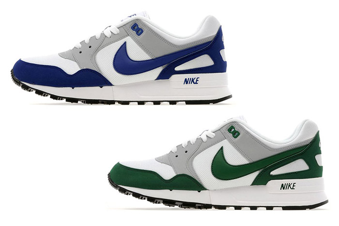 Nike Air Pegasus 89 Blackened Blue White Green White 01