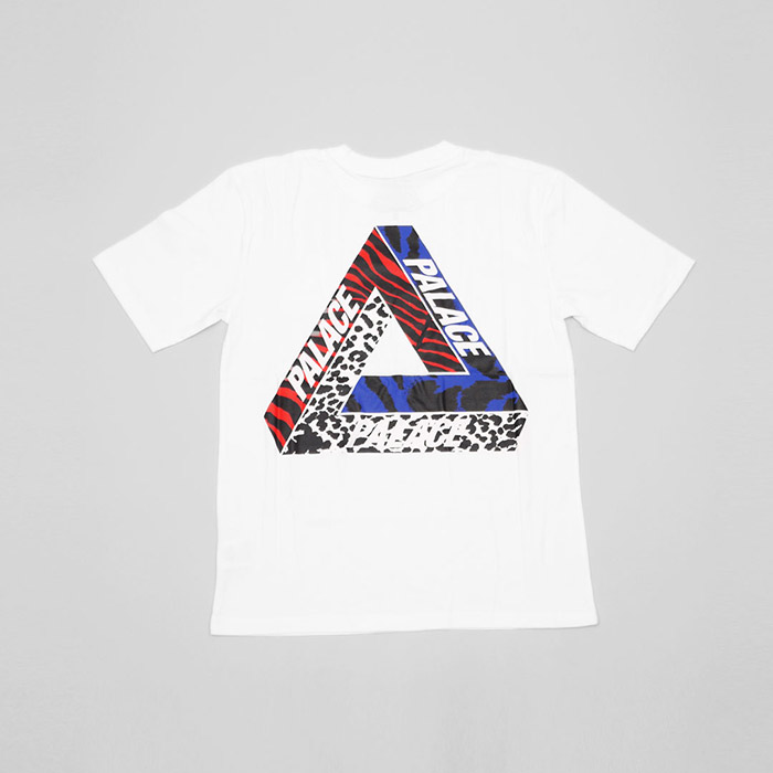 Palace x PRESENT Jungle Tees 05