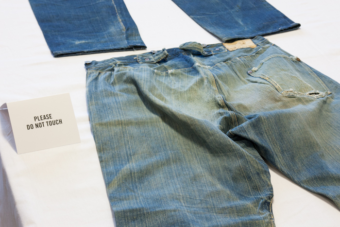 Levis Vintage Archive - Lynn Downey - The Daily Street13