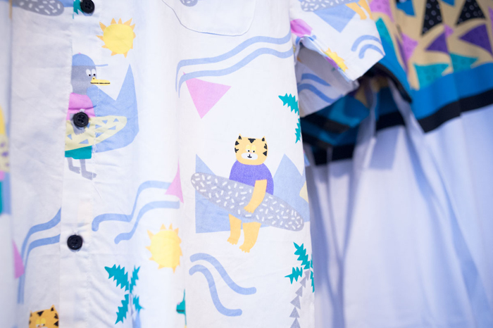 Recap Lazy Oaf Summer 2013 Collection Launch Party London 02