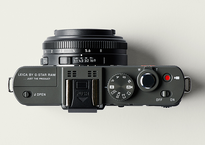 Leica D-Lux 6 Series by G-Star RAW 02