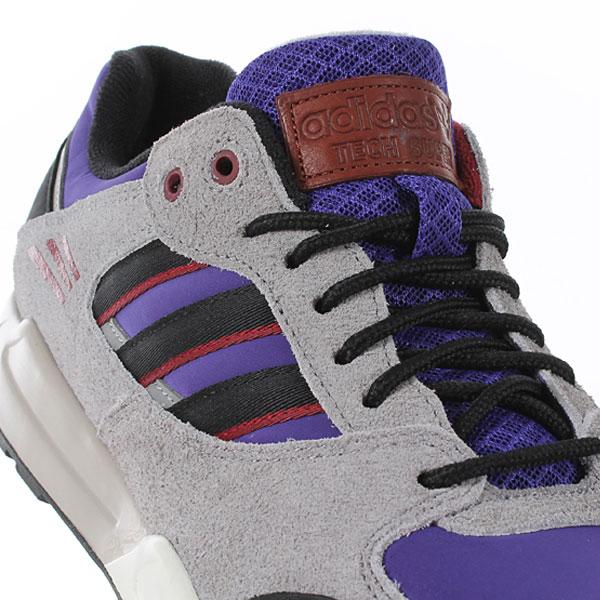 adidas Originals Tech Super Blast Purple Black 05