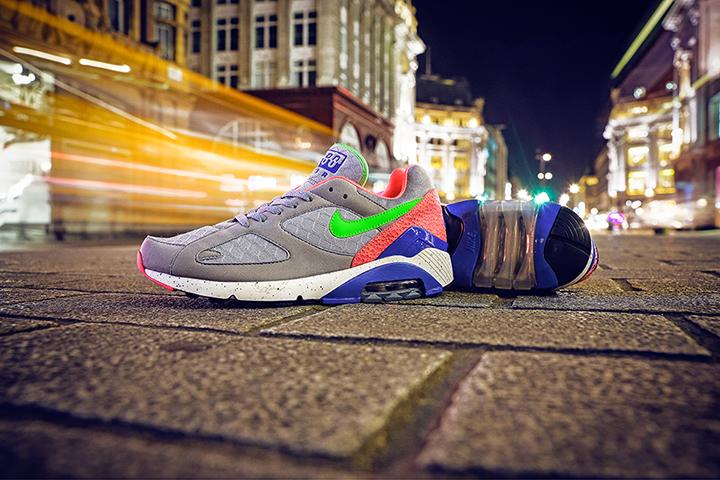 size x Nike Urban Safari Pack part 3 Air Max 180 06