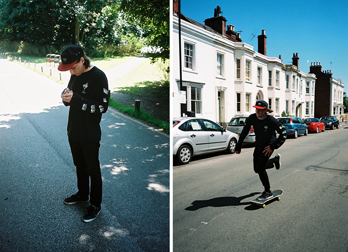Blacksmith Skate Co Winter 2013 Collection Lookbook 03