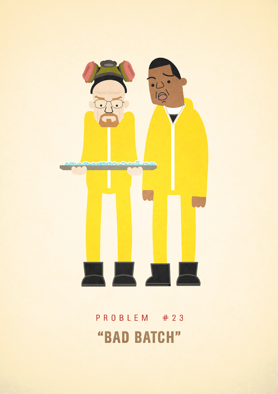 Jay-Z 99 problems illustrated by Ali Graham 10