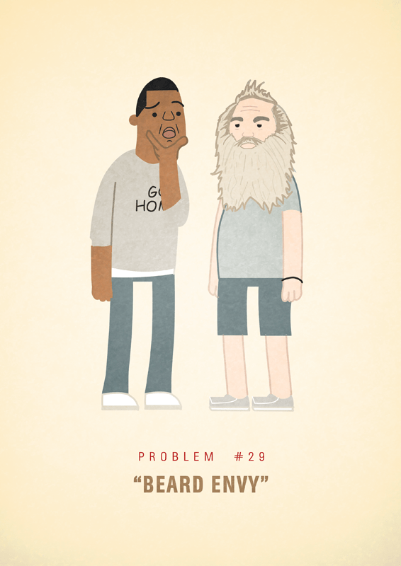 Jay-Z 99 problems illustrated by Ali Graham 14