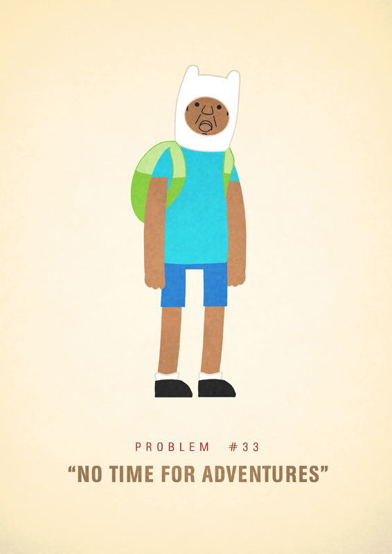 Jay-Z 99 problems illustrated by Ali Graham 17