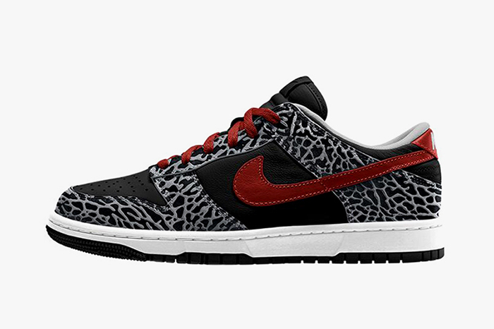 NIKEiD Elephant Pack Air Max 1 Dunk High Low The Daily Street 03