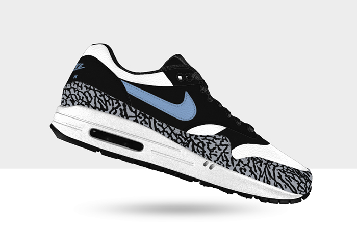 NIKEiD Elephant Pack Air Max 1 Dunk High Low The Daily Street 05