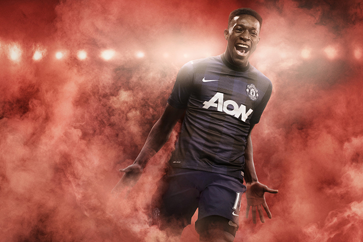 Nike Announce Manchester United Away Kit for 2013-14 season 01