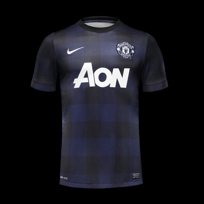 Nike Announce Manchester United Away Kit for 2013-14 season 02