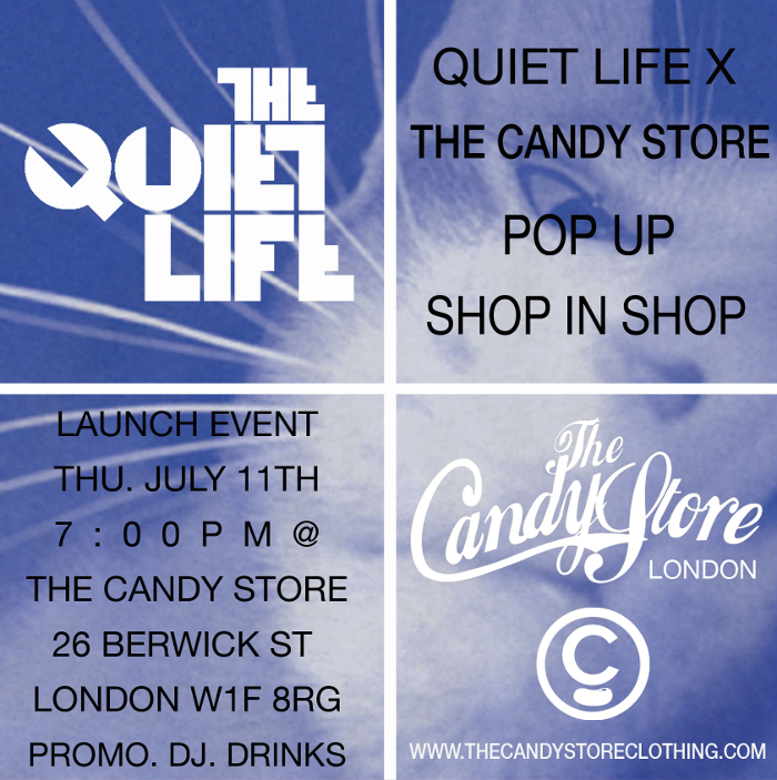 TheQuietLife-Cleon-Peterson-Candy-Opening-Flyer