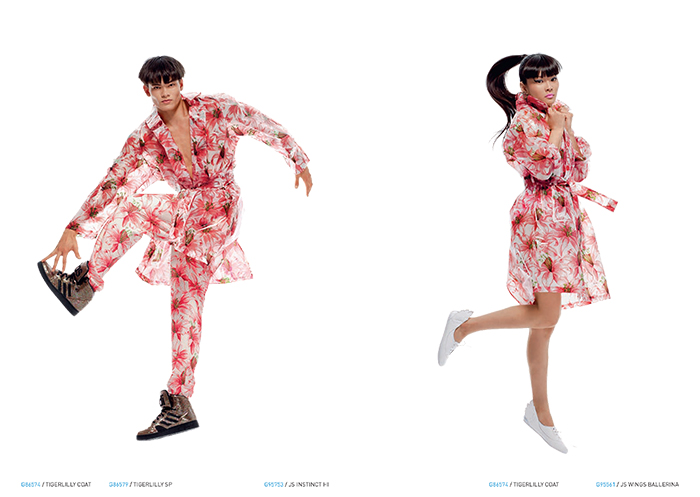 adidas Originals by Jeremy Scott Fall:Winter 2013 Lookbook 07