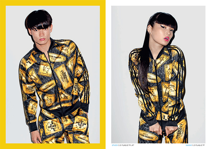 adidas Originals by Jeremy Scott Fall:Winter 2013 Lookbook 10