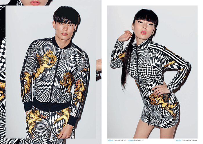 adidas Originals by Jeremy Scott Fall:Winter 2013 Lookbook 23