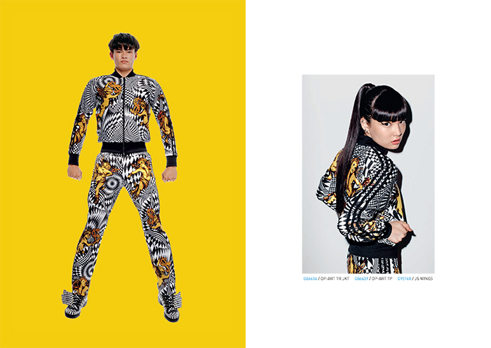 adidas Originals by Jeremy Scott Fall:Winter 2013 Lookbook 25
