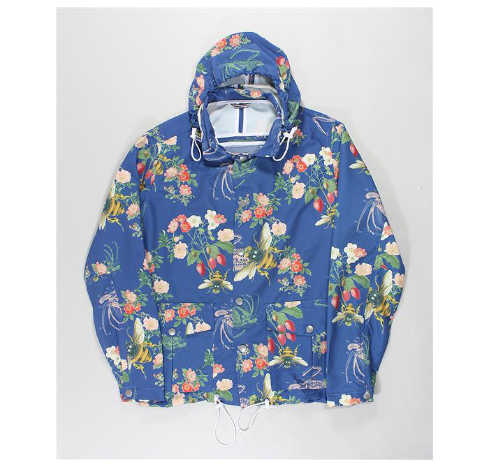 albam Ridsdale Surf Cagoule 01