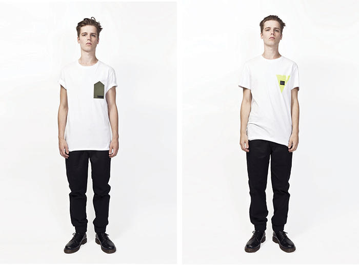 B-side by Wale Mens AW13 Lookbook 03