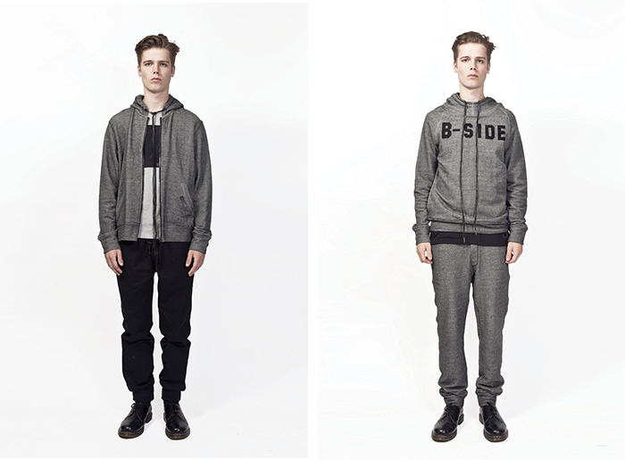 B-side by Wale Mens AW13 Lookbook 04