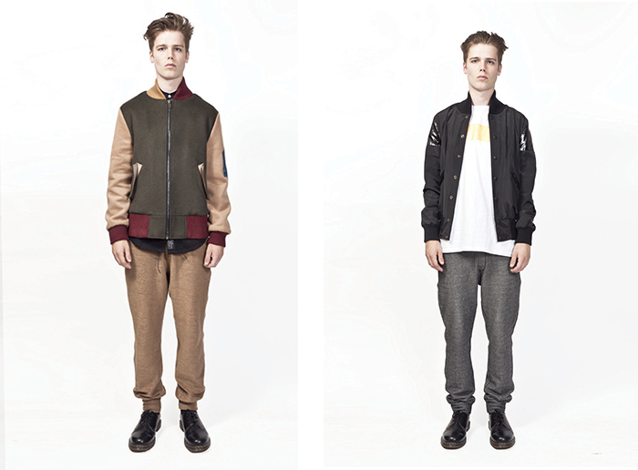B-side by Wale Mens AW13 Lookbook 11