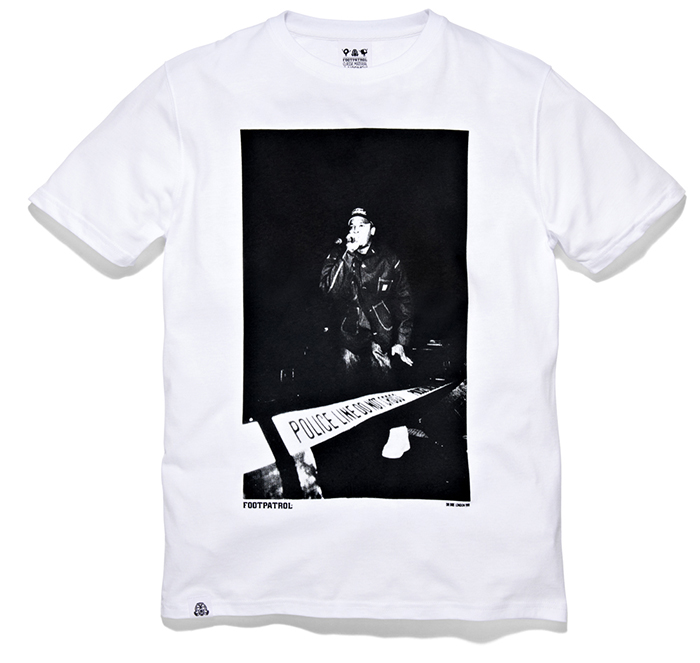 Footpatrol Classic Material Normski T-shirt Collection 01