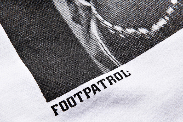 Footpatrol Classic Material Normski T-shirt Collection 06