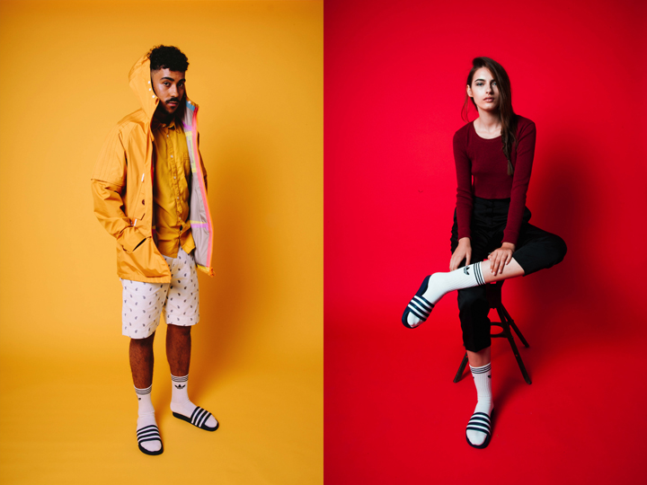 adidas Originals present SOCKSNSLIDES Lookbook 13