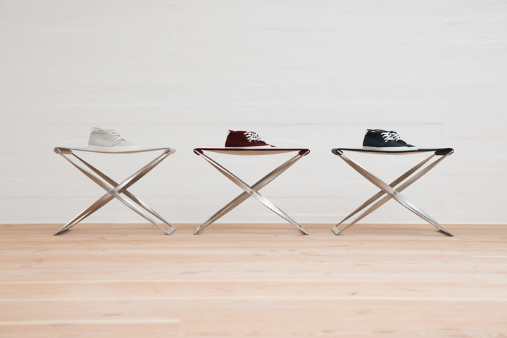 Stoflighed by Norse Projects Vans Vault Kvadrat Fritz Hansen 06