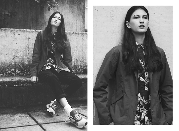 Debut Girls in Presence by Rebecca Naen & Hayley McCarthy for The Daily Street 05