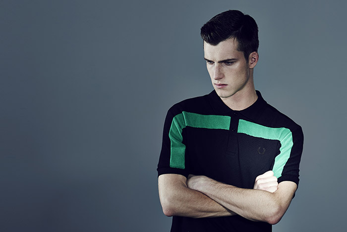 Fred Perry Inverted Sportswear Capsule Collection 01
