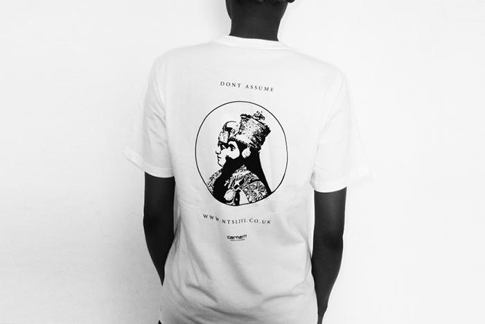 NTS x Carhartt WIP t-shirt 03