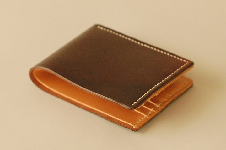 Ashdown Workshop Horween Collection Premium Bi-Fold Wallets 006
