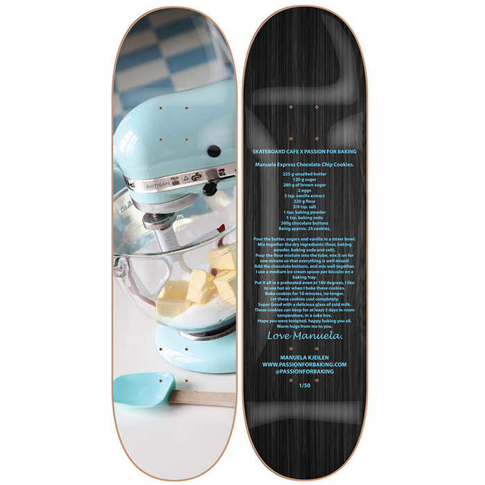 Skateboard Cafe Passion For Baking Decks 004