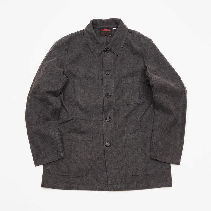 Vetra Workwear Suit Anthracite 02
