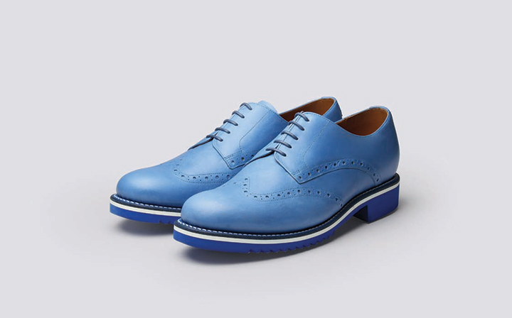 Grenson Mens Spring Summer 2014 Collection 020