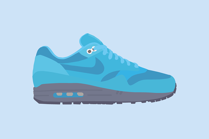 Illustrator The Lime Bath Ronnie Fieg works Nike Air Max 1 The Daily Street 02