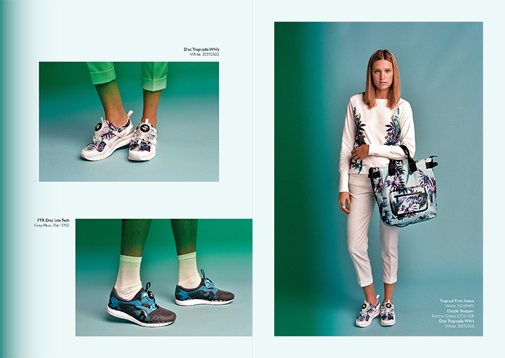 PUMA SS14 Lookbook by The Daily Street 108